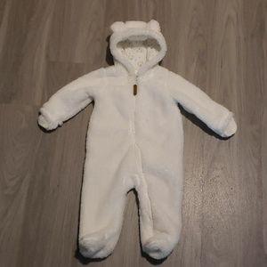 Carter's sherpa infant coat